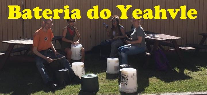 Bateria do Yeahvle - Samba Bucket Drumming