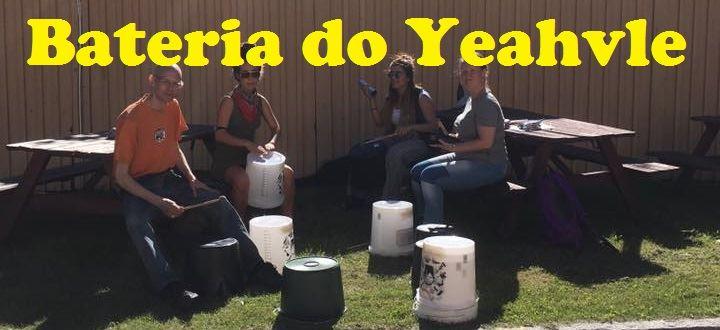 Samba Bucket Drumming