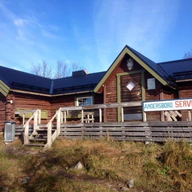Andersborgs Waffle Cabin