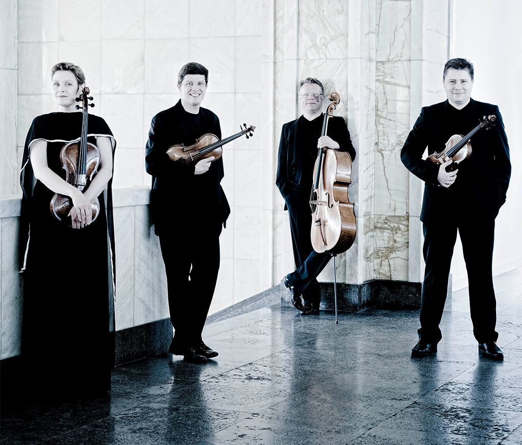 Marco Borggreve, Henschel Quartett