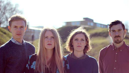 Jazzcafé med Fanny Gunnarsson Quartet