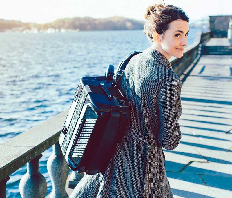 Börje Dahrén, Lisa Långbacka & Musica Vitae
