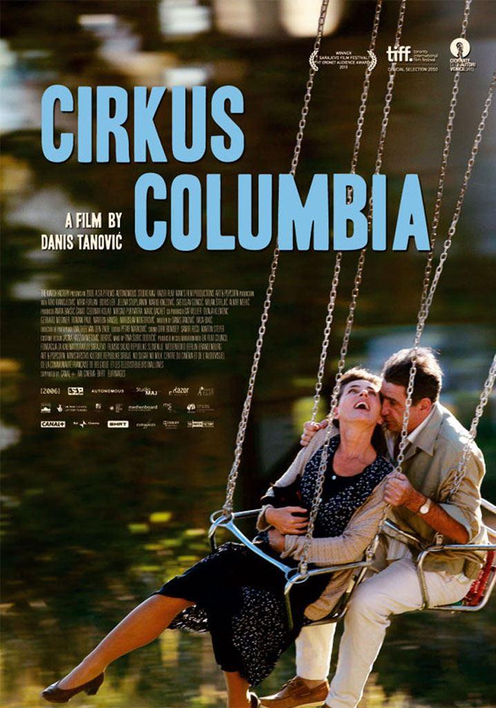 Kvalitetsfilm - Cirkus Columbia
