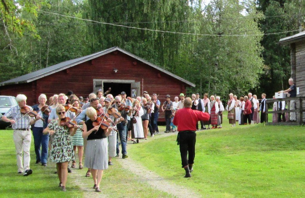 Anundsjö Dans- & Spelmansstämma
