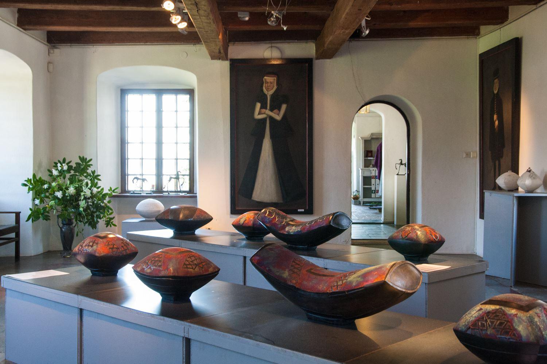 Steen Kepp - Keramik utställning