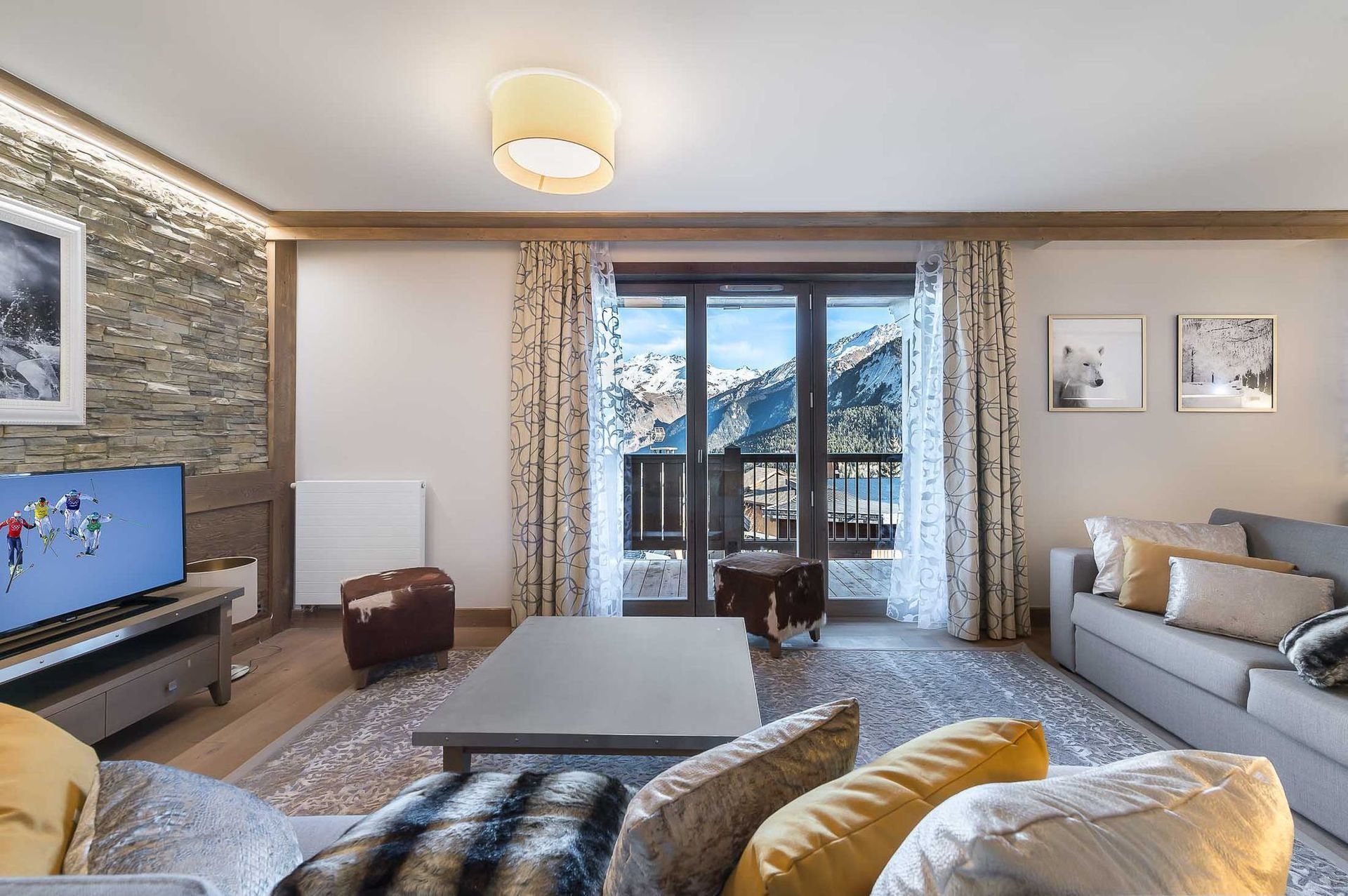 4 rooms 8 people / CARRE BLANC 131 (mountain of dream)