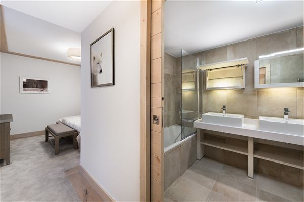3 rooms 4/6 people / CARRE BLANC 246 (Mountain of Dream) / Tranquillity Booking
