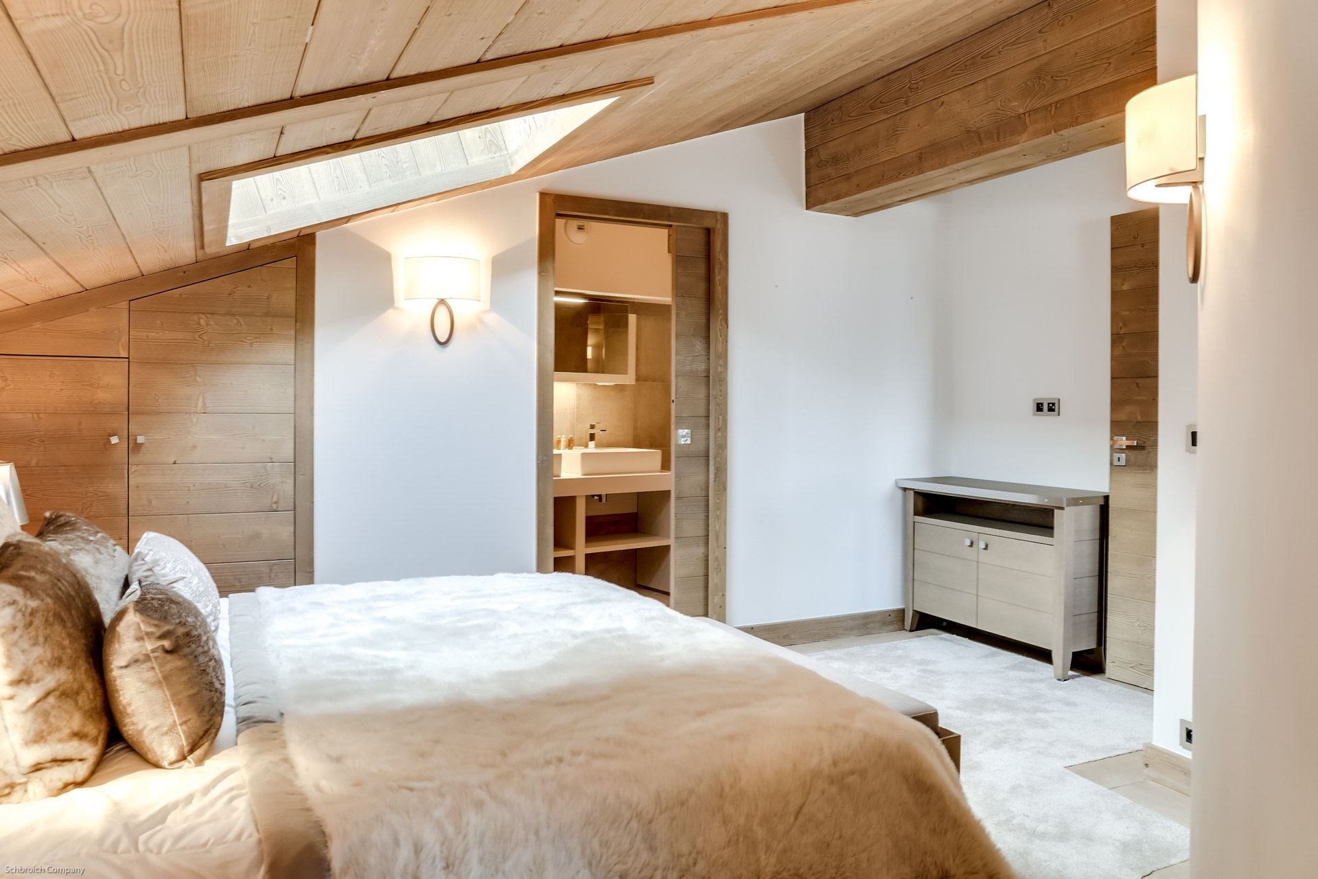 5 rooms 8 people / CARRE BLANC 250 (mountain of dream)