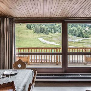3 rooms 6 people / LOU REI 408 (mountain of charm) / Tranquillity Booking