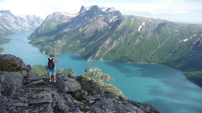 Rundtur Nordfjorden
