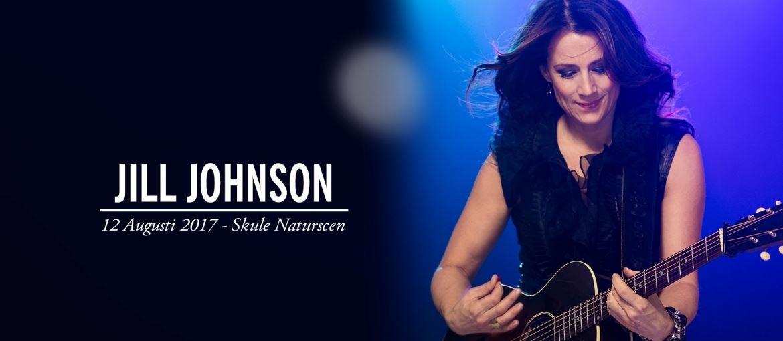 Jill Johnson - Skulenaturscen