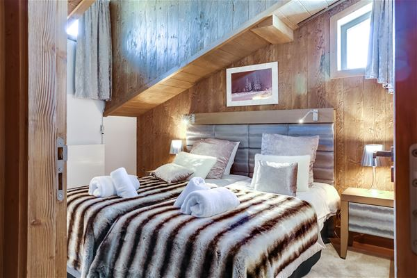 4 rooms 6 people / CARRE BLANC 141 (Mountain of Dream) / Tranquillity Booking