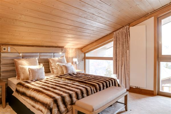 3 rooms cabin 6 people / CARRE BLANC 241 (Mountain of Dream) / Tranquillity Booking