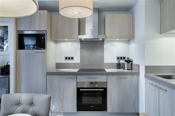 4 rooms 6 people / CARRE BLANC 254 (mountain of dream)