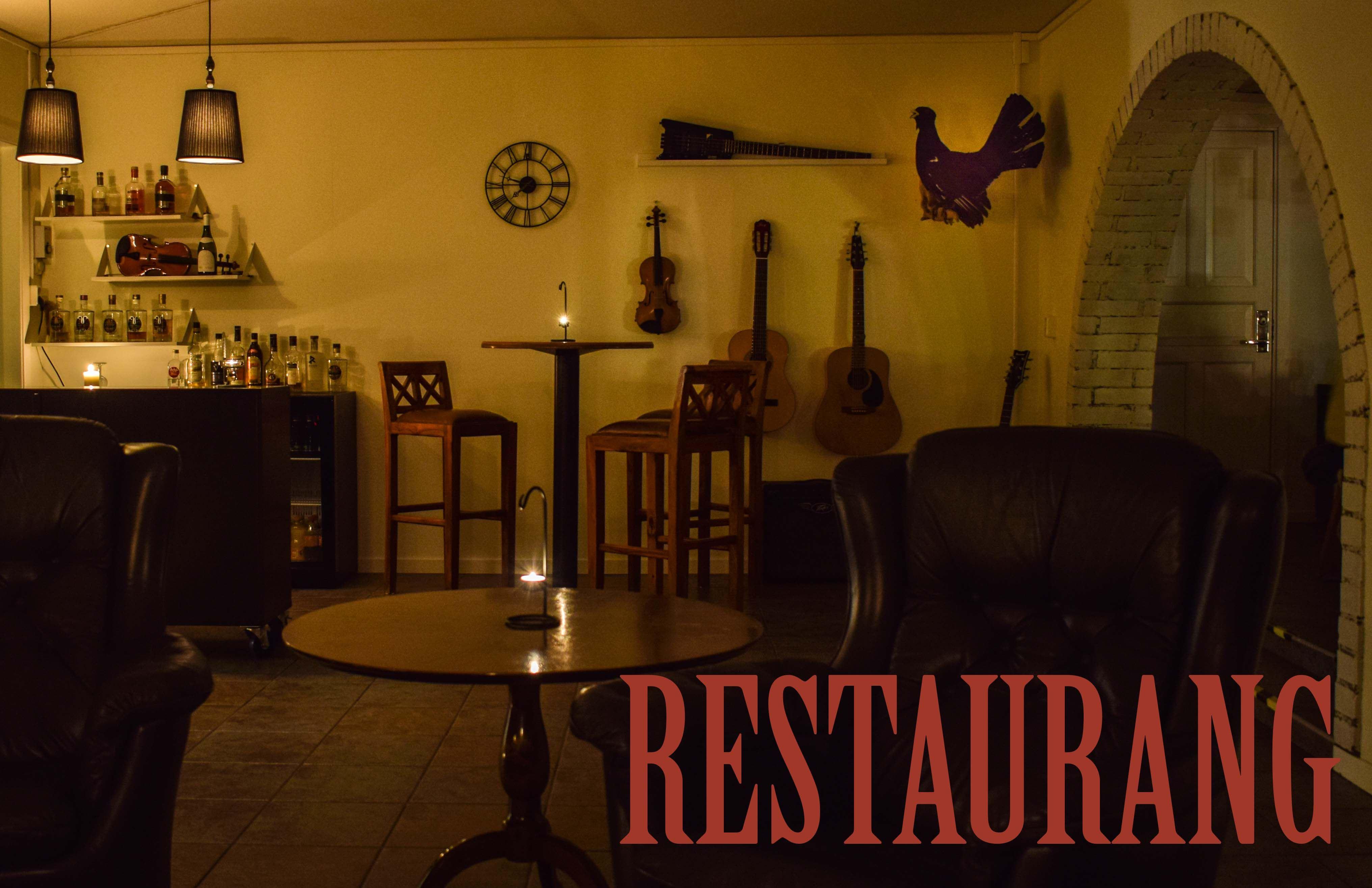 © Äventyrsmästarna, Restaurang Pensionat Björken