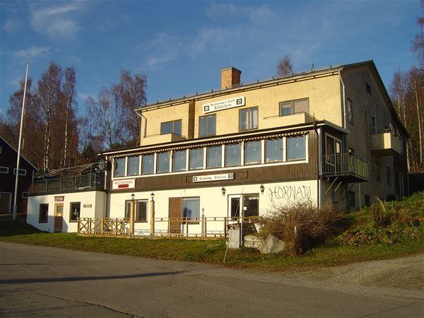 Arkiv, Pensionat Björken
