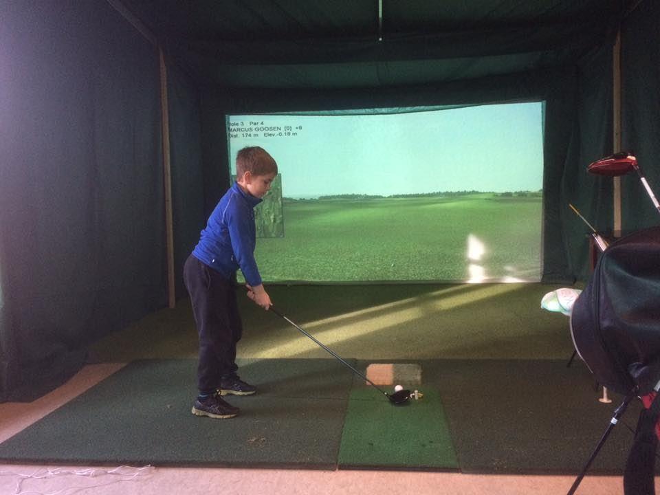 Golfsimulator – interessant, moro og lærerikt