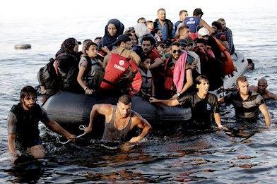 PÅ FLUGT - i en flygtnings fodspor fra Syrien til Danmark