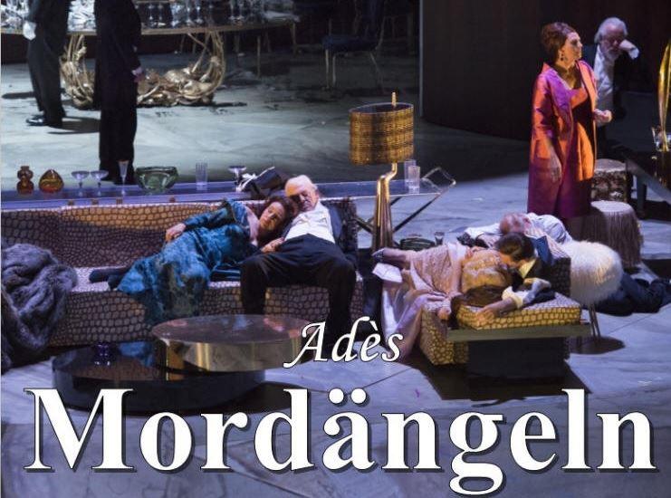 Mordängeln - Live opera