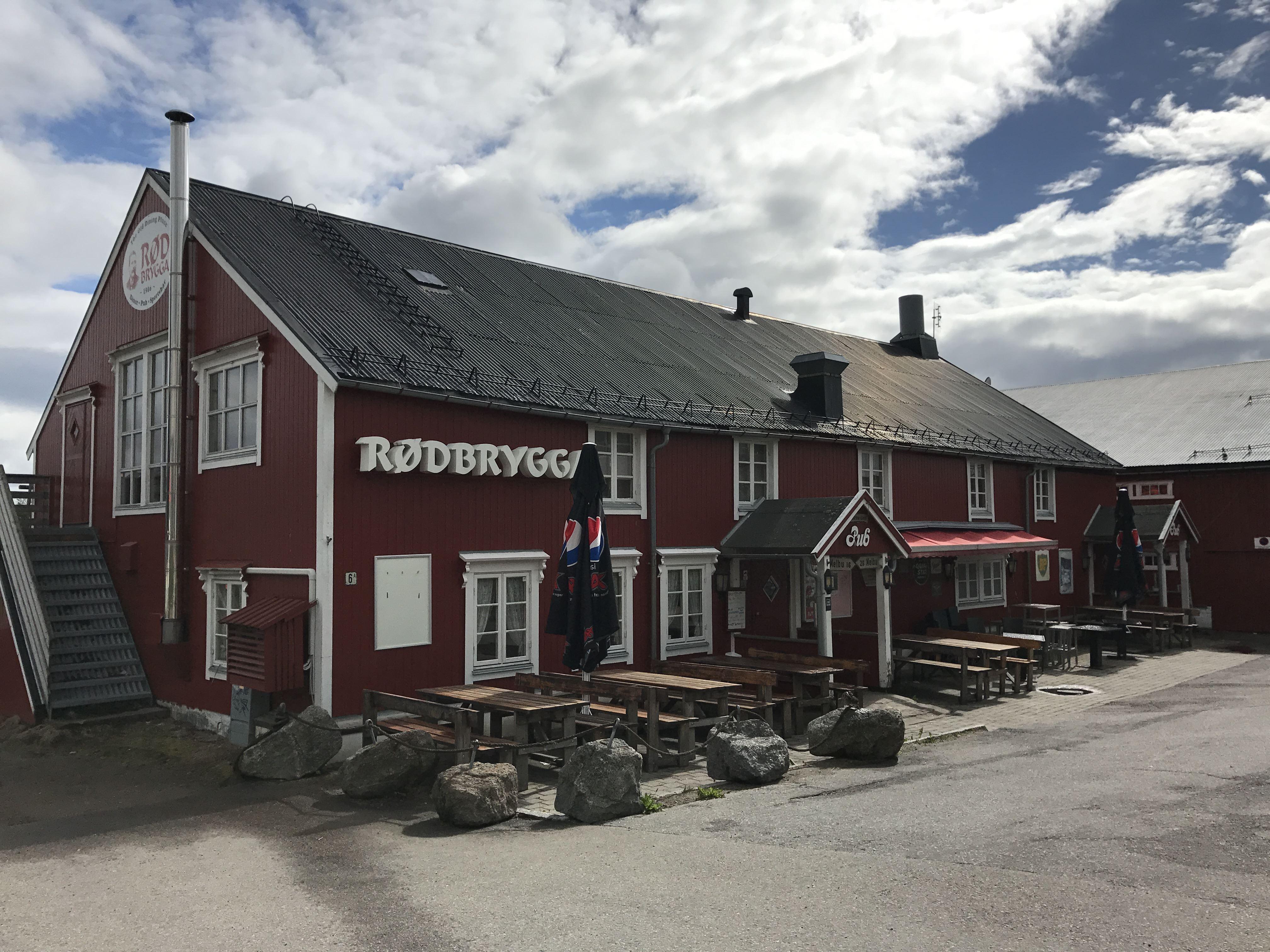 © Rødbrygga, Rødbrygga