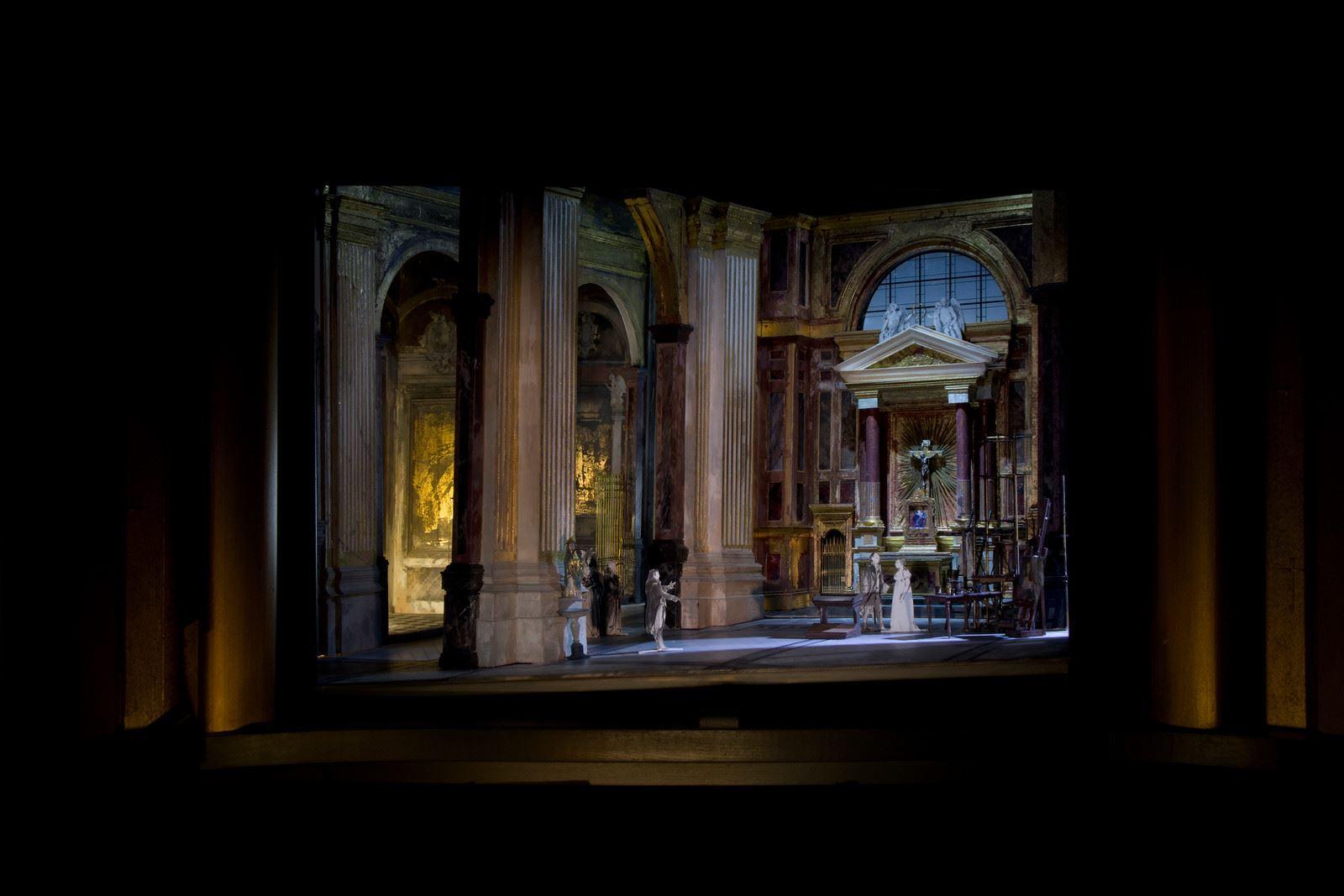 Tosca - Live opera