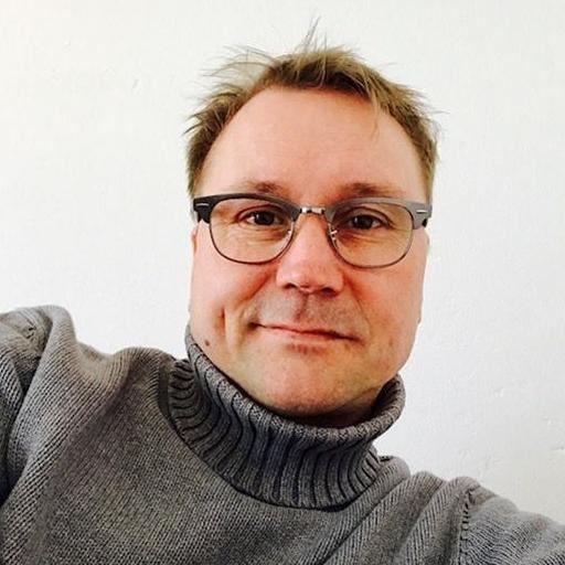Tisdagsakademin - Pixlar och broderi med Pekka Kaski