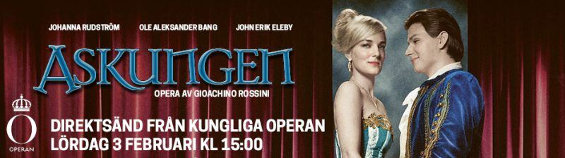 Askungen - Live opera