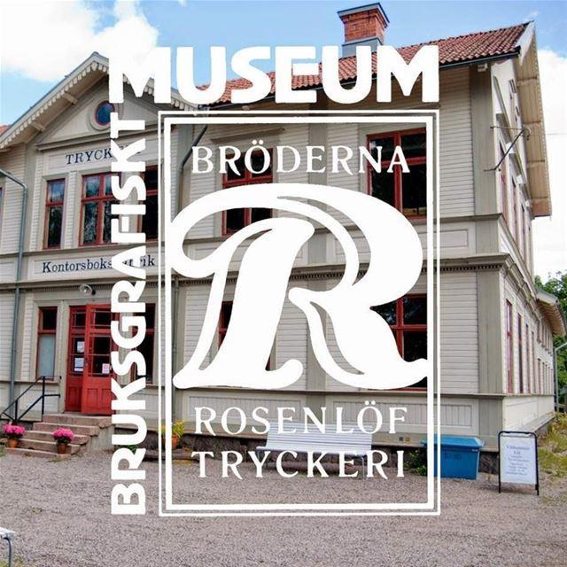 Familjemåndag 24/7 vid Rosenlöfstryckerimuseum