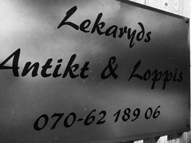 Lekaryds Antikt & Loppis
