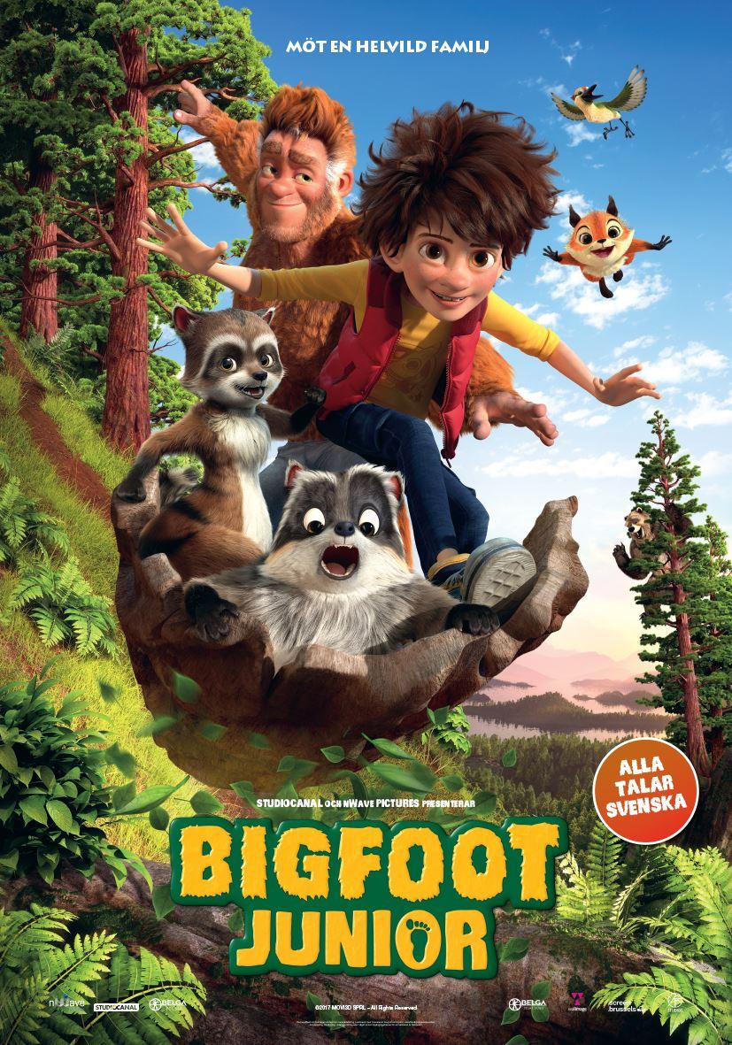 Bio: Bigfoot Junior