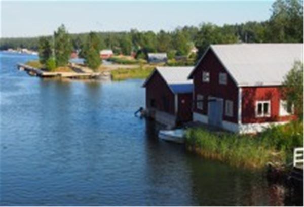 Lodge 605 Boende Åstön