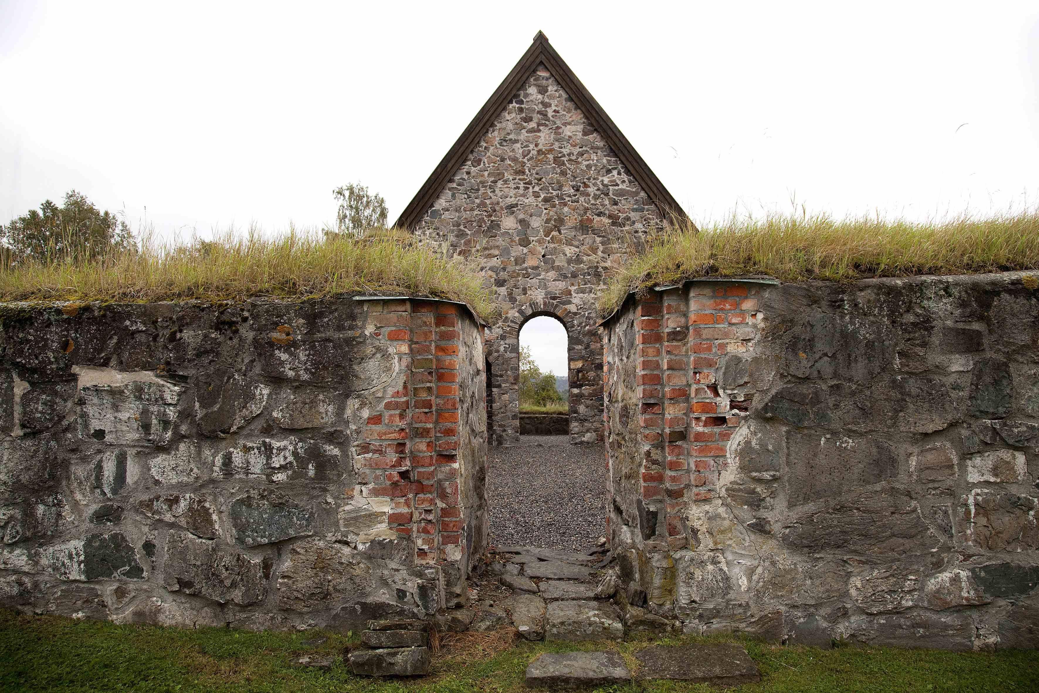 Pilgrimsboende i Selånger