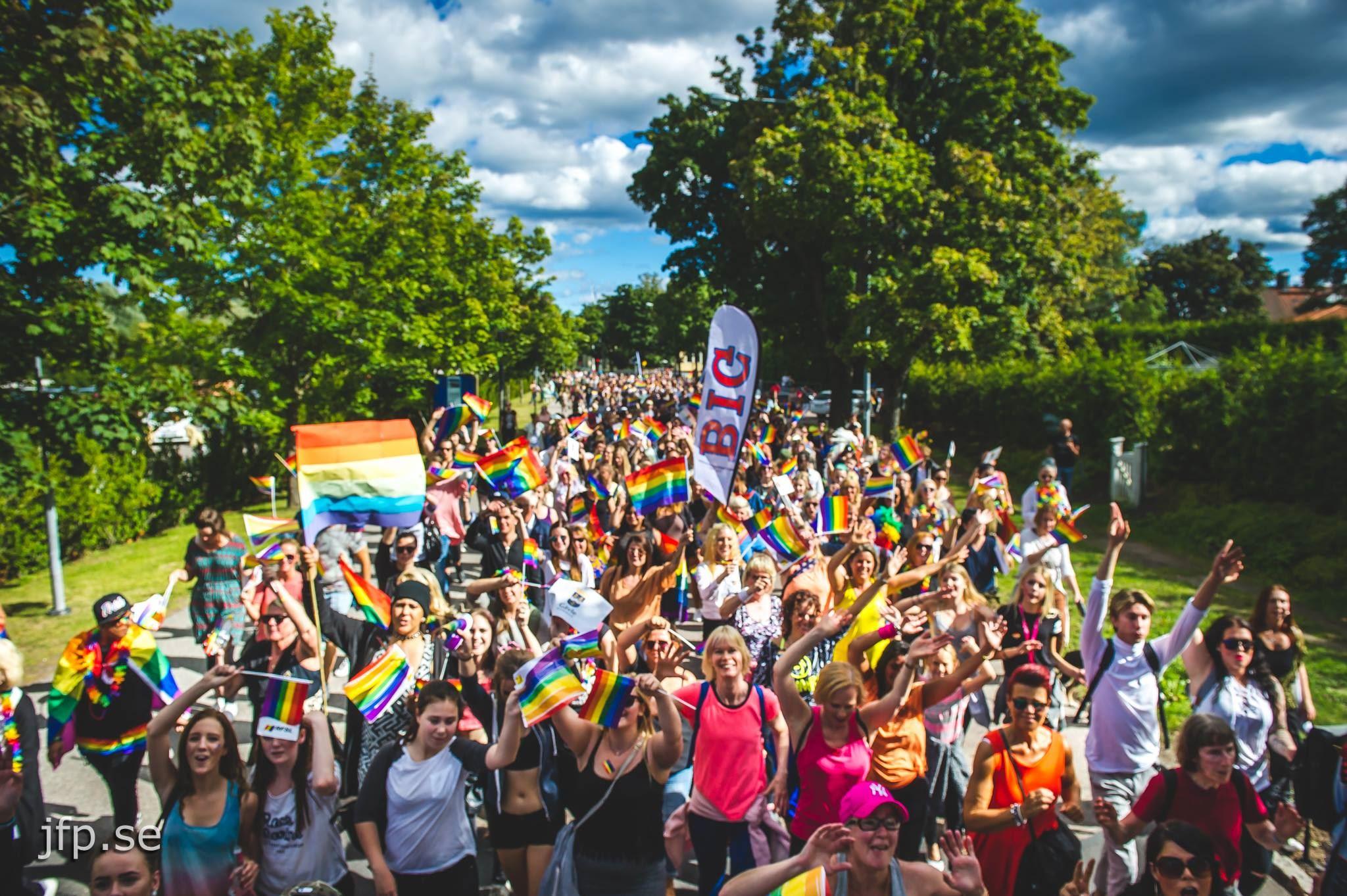 Gävle Pride 2017