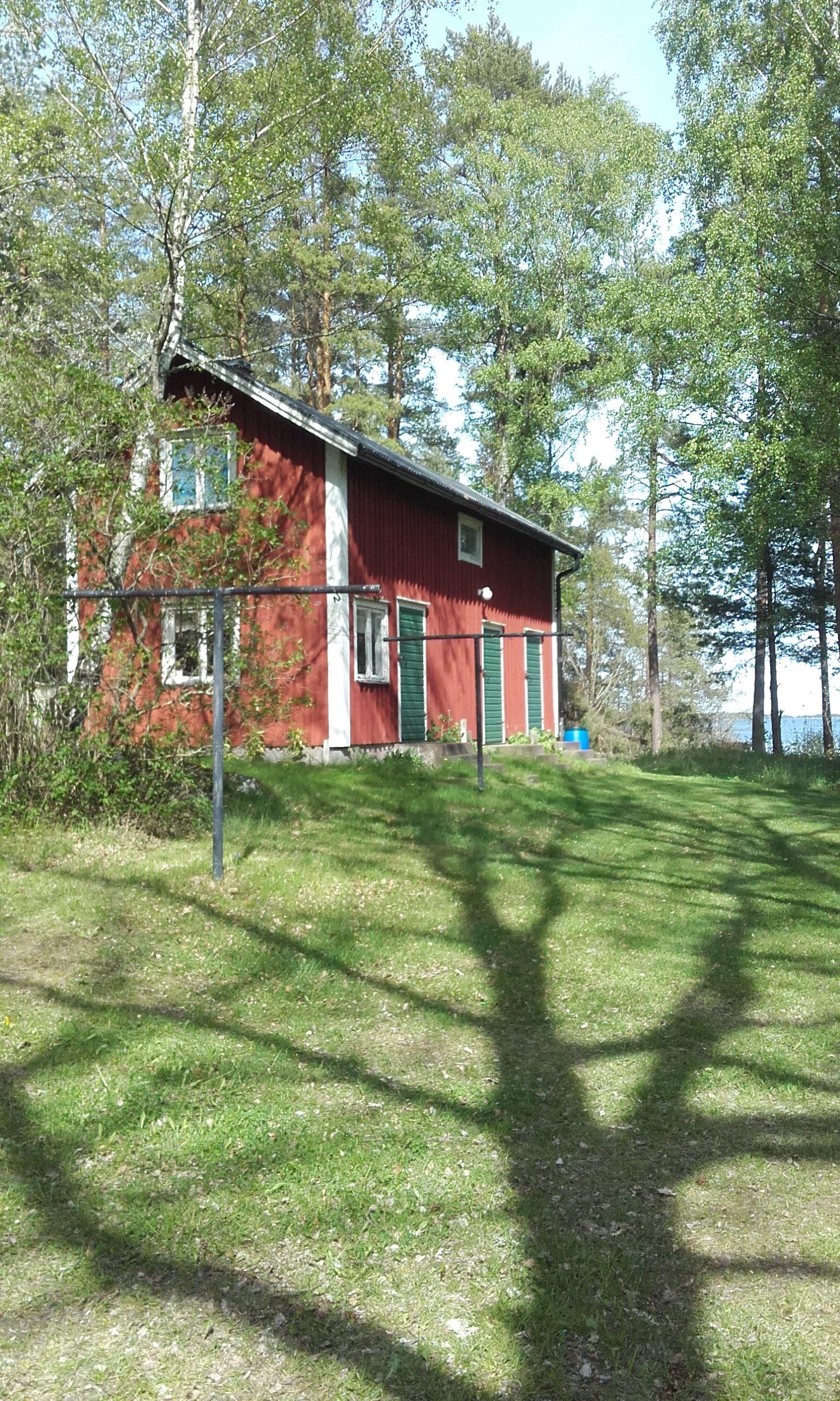 Privatunterkunft Hofhaus im Schärengarten Västerviks, Hasselö