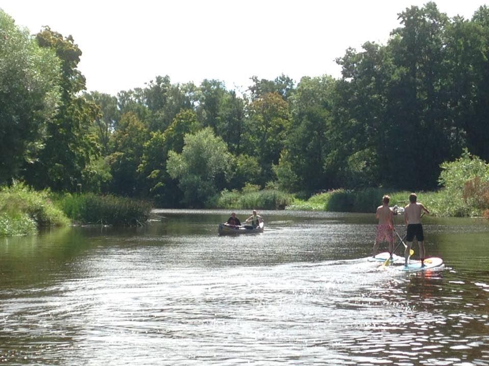 Stisses - kanot & SUP uthyrning