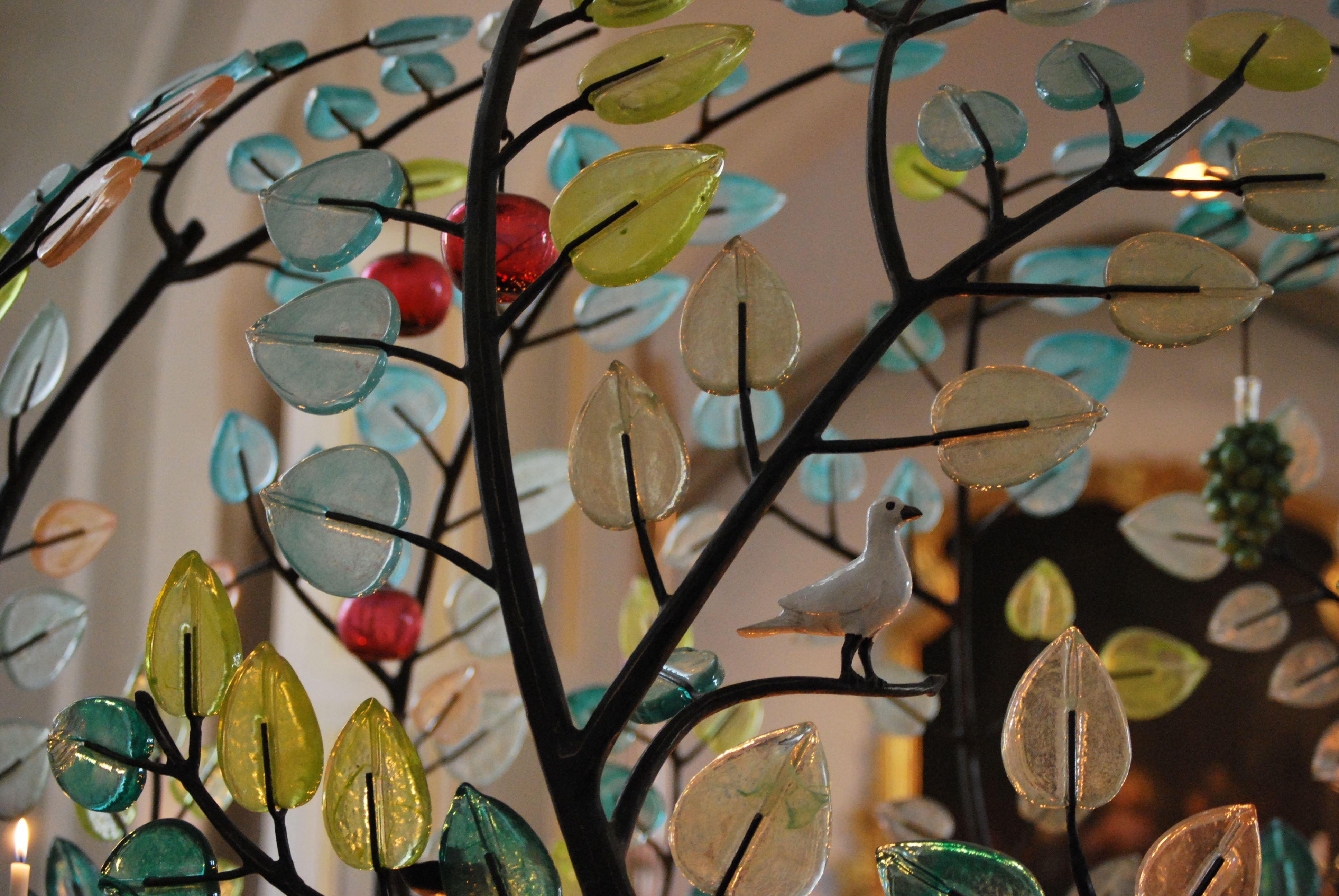Musik: Psalmer kring ljusträdet