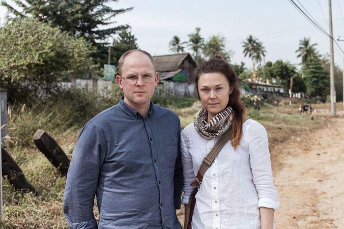 Eaint Thiri Thu,  © Pressbild, Tobias Andersson Åkerblom och Moa Kärnstrand