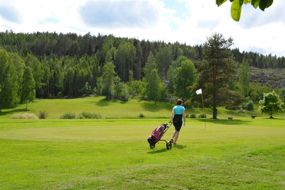 Freluga Golf & River Lodge
