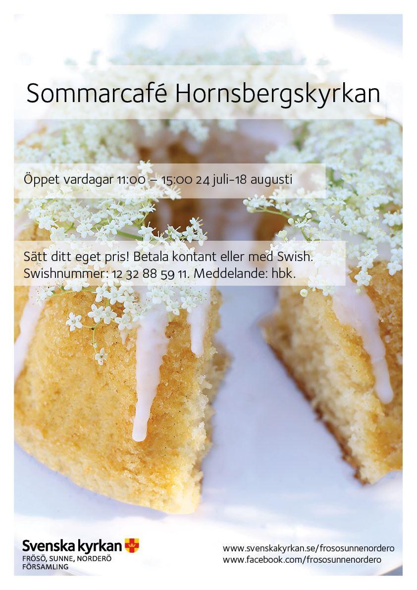 © Svenska Kyrkan, Sockerkaka