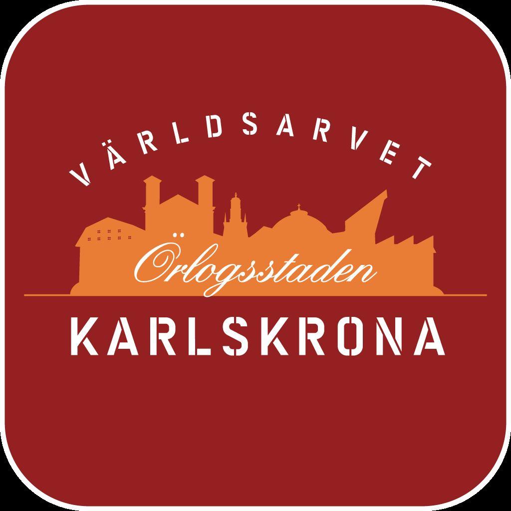 Världsarvet Karlskrona - Guidetur i mobilen