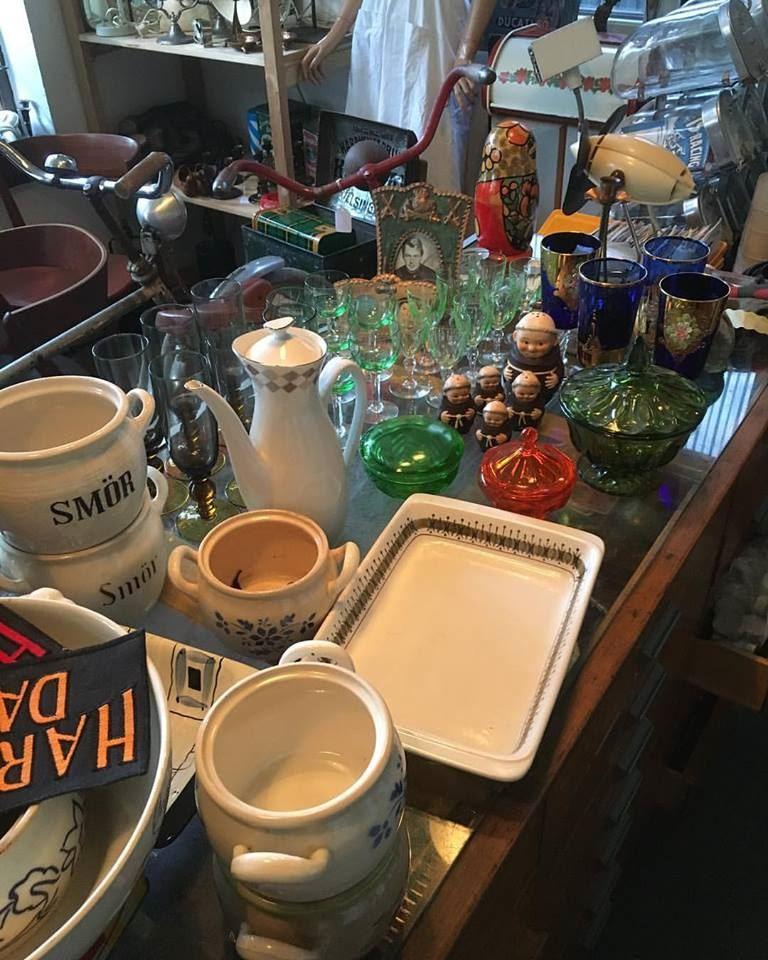 Blå Gåsen Nostalgi och kuriosa, Kuriosa, gammalt, vintage