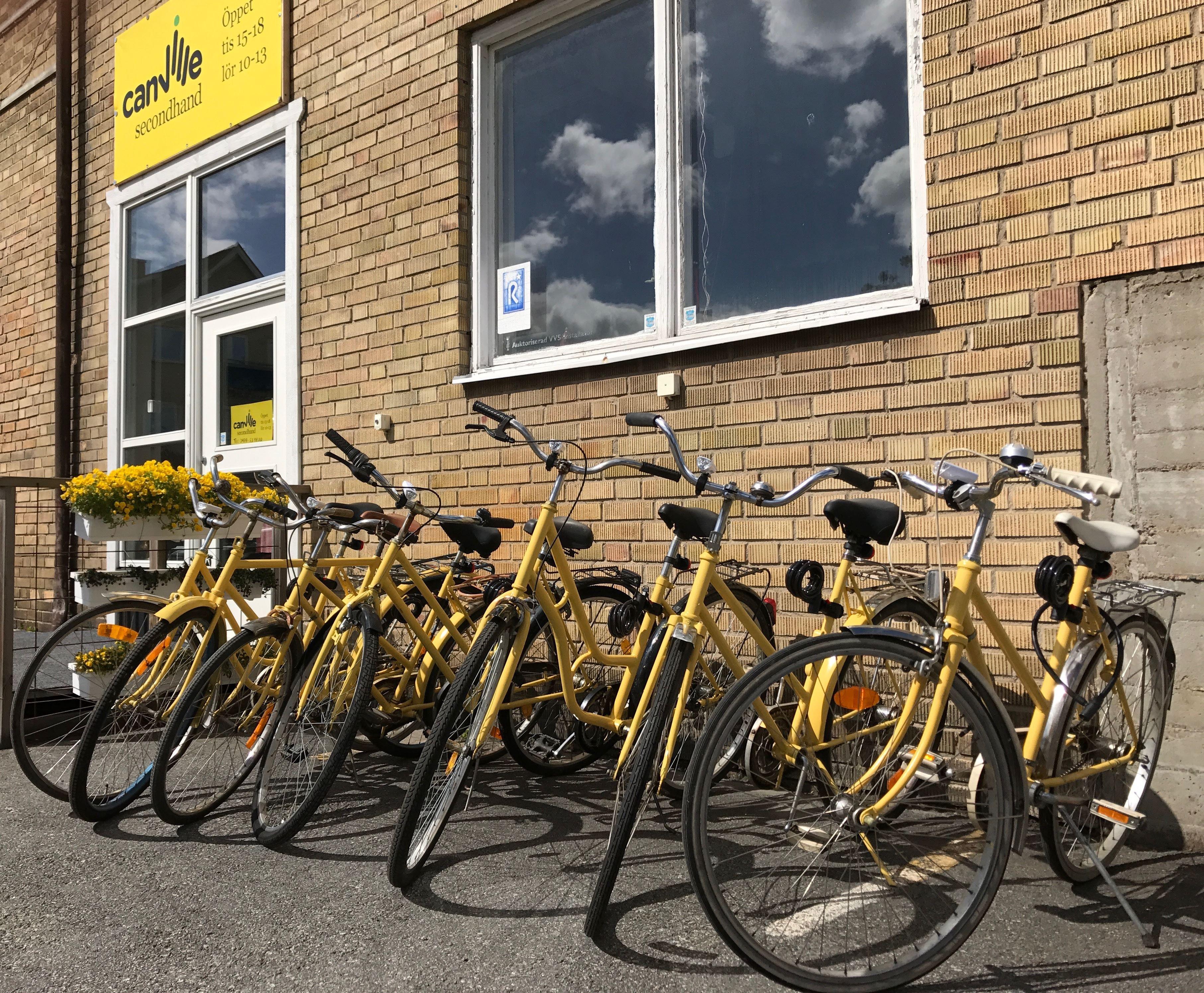 Canville - Bike Rental