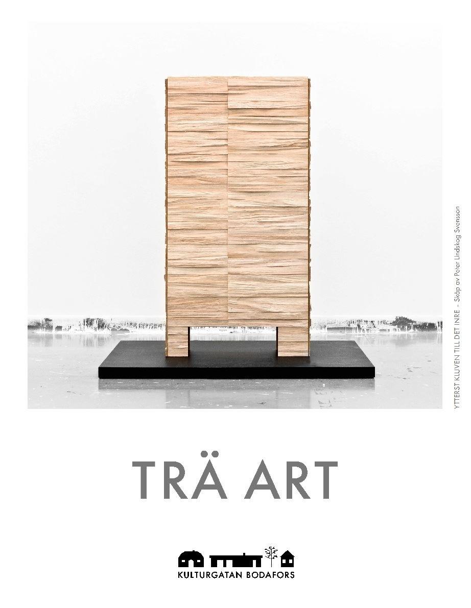 Utställningen TRÄ ART