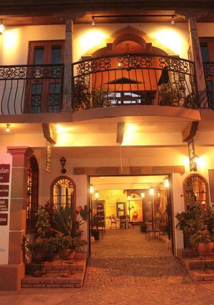 Hotel Plaza Yat B'alam