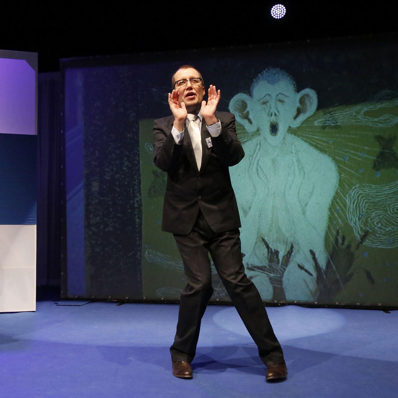 Strålande tider – Kultakausi - Teater