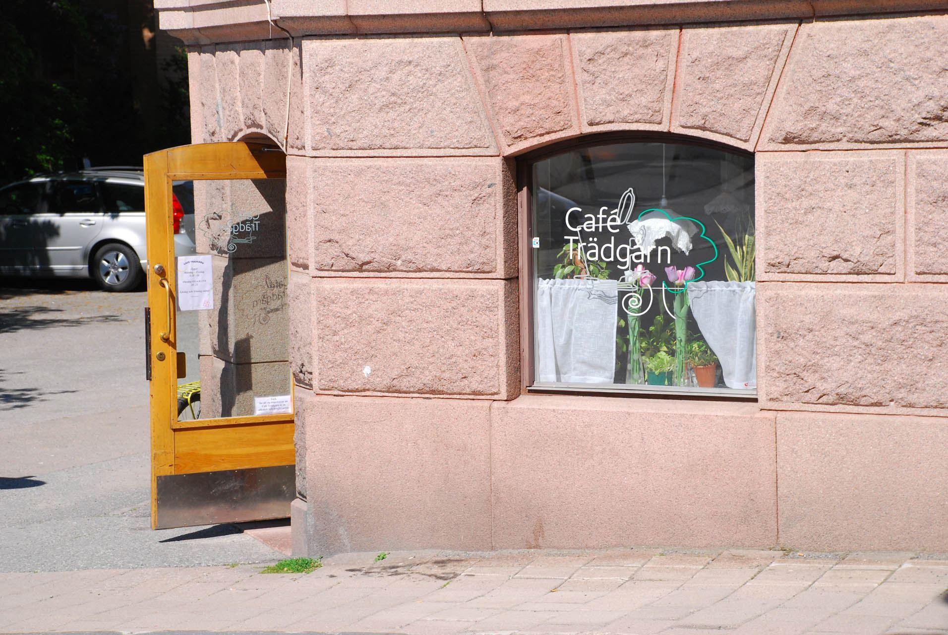 Café Trädgårn