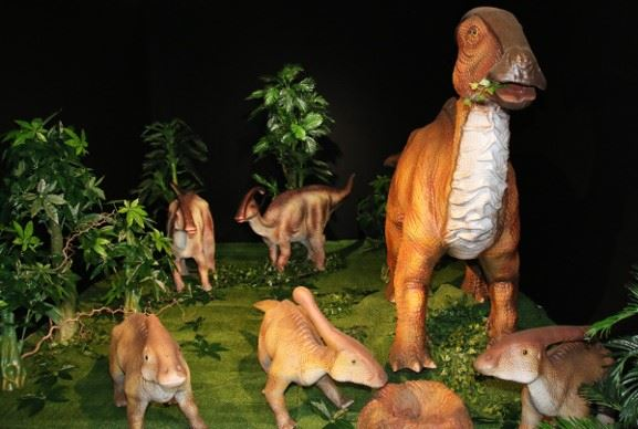 A World of Dinosaurs