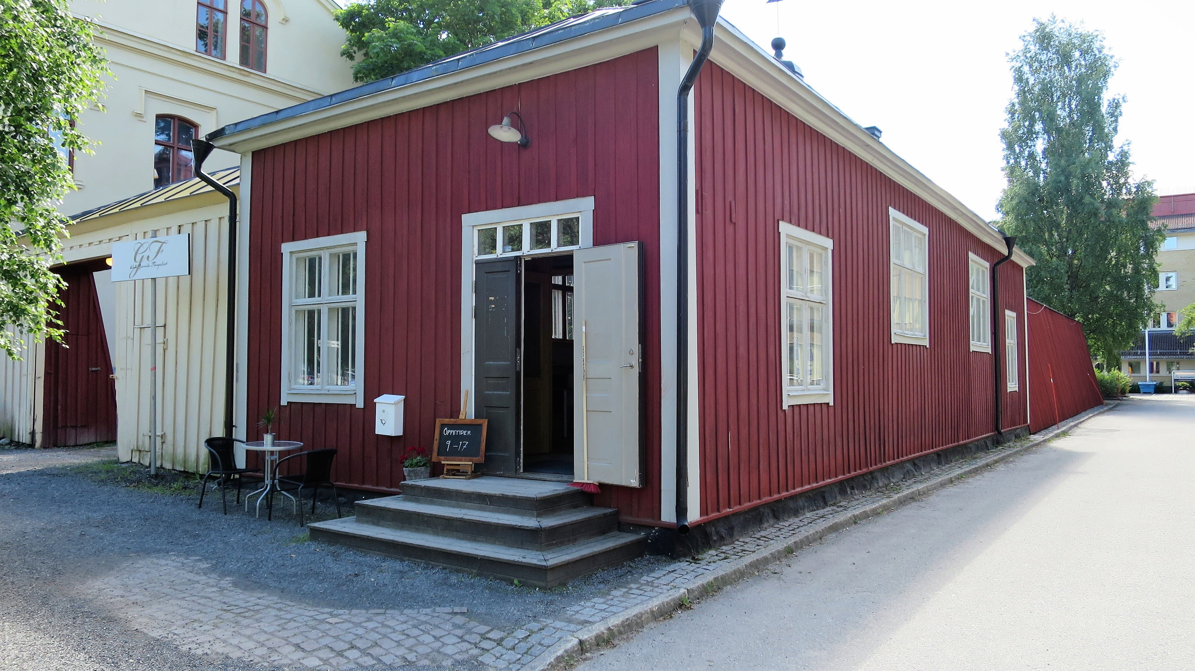 Kafé Gamla Fängelset