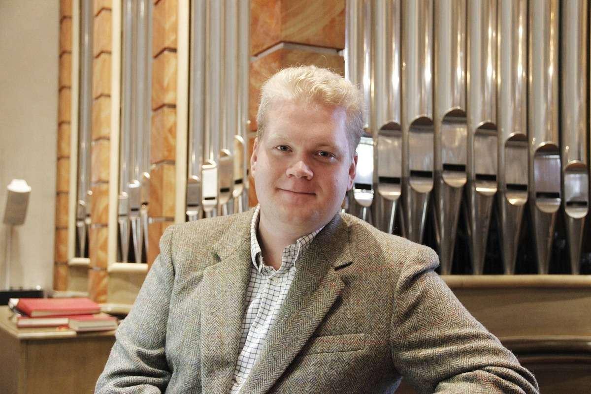 LUNCHMUSIK med Joakim Andersson, orgel