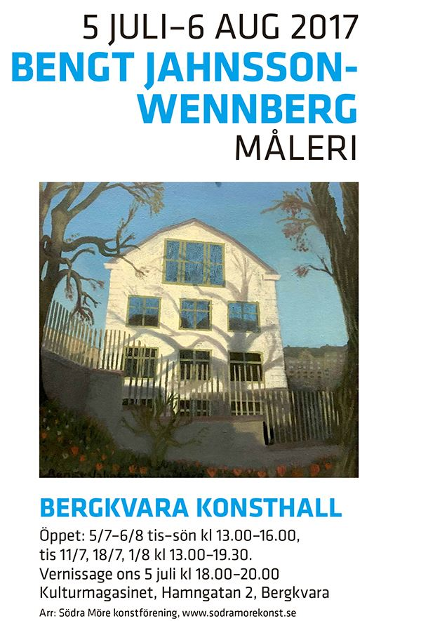 Utställning: Bengt Jahnsson-Wennberg